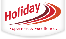 Holiday. Experience. Excellence.